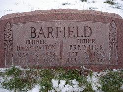 Daisy <I>Patton</I> Barfield