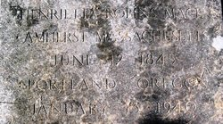 Henrietta Robins <I>Mack</I> Eliot