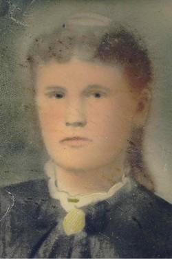 Mary Elizabeth <I>Zabriskie</I> Coates