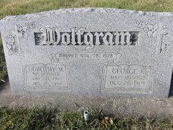 Dorothy Mathilda <I>Duessler</I> Wolfgram