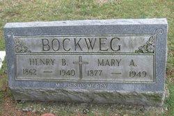 Mary Anna <I>Heile</I> Bockweg