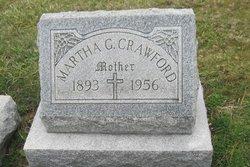 Martha Elizabeth <I>Heile</I> Crawford