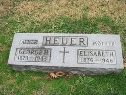 Elizabeth <I>Kolbeck</I> Heuer