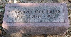Margaret Jane <I>Rooker</I> Fuller