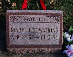 Mabel Lee Watkins