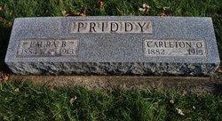 """Amanda Laura """"Laura"""" Priddy"""