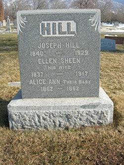 Ellen <I>Sheen</I> Hill