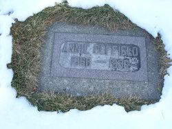 Annie Amelia <I>Wiggill</I> Duffield