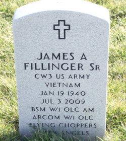 James Alonzo Fillinger, Sr