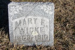 Mary Etta Wicke