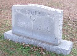 Charles F Bauer