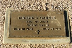 Eugene A Garner