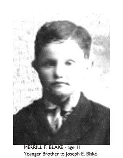 Merrill Fuller Blake