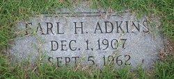 Earl H Adkins