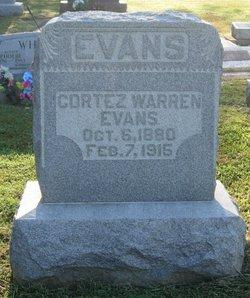 Cortez Warren Evans