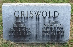 Francis Emma <I>Purcell</I> Griswold