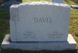 Mary Susan <I>Schwenke</I> Davis