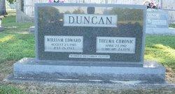 Thelma C <I>Chronic</I> Duncan