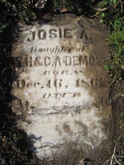 Josie A DeMoss