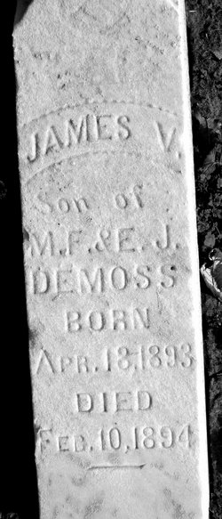 James V DeMoss