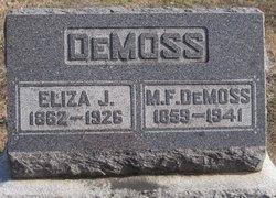 "Mills Franklin ""Frank"" DeMoss"