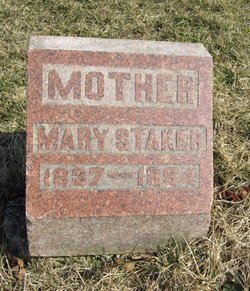 Mary Staker