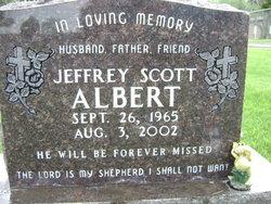Jeffrey Scott Albert