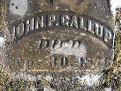 John Patterson Gallup