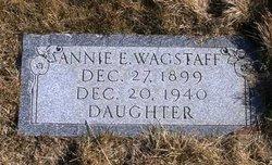 Annie Eliza Wagstaff