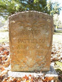 Pattie Lou Ashworth