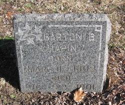 Barton Burgess Chapin