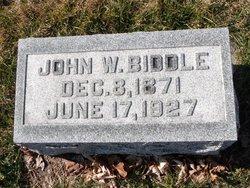 John W Biddle