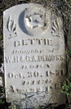 Bettie DeMoss