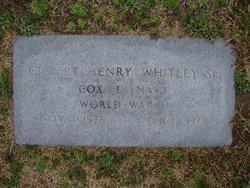 Gilbert Henry Whitley Sr.