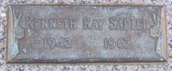 Kenneth Ray Sadler