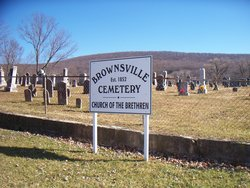 Old Brownsville Church of the Brethren Cemetery