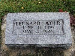 Leonard I Wold
