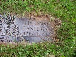 Lucienne <I>Lanteigne</I> Albert