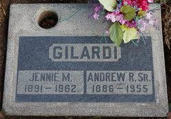 Andrew Richard Gilardi, Sr