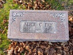 Alice C Fry