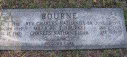Marjorie E <I>Burke</I> Bourne