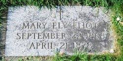 "Mary Ely ""Mamie"" Eliot"