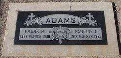Pauline I Adams