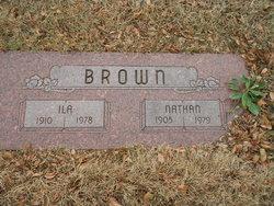 Ila <I>Lemasters</I> Brown