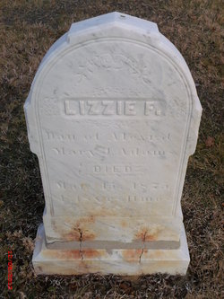 Lizzie Frances Adams