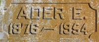 Ader E. <I>Borden</I> Green