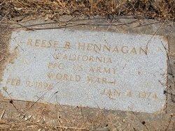 Reese Royal Hennagan