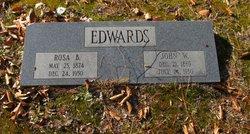 Rosa B Edwards