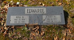 John W Edwards