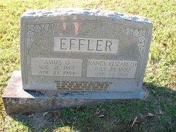 Amos Osben Effler